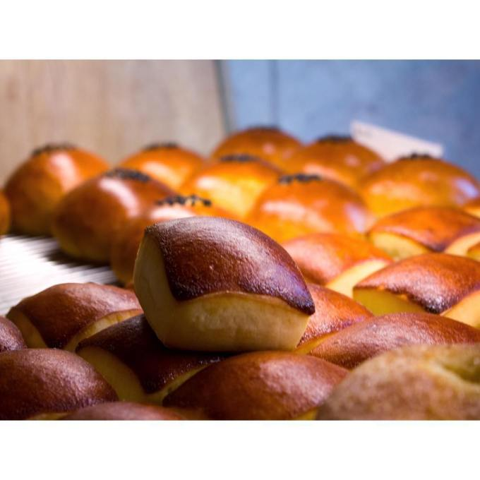 オパンのミルクパン パヴェ(2016.10.03) | OPAN オパン|東京 笹塚のパン屋