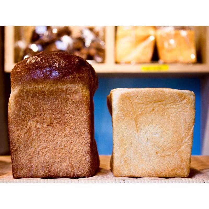 Dear Allさん特製のバタートースト(2016.10.12)   OPAN オパン 東京 笹塚のパン屋
