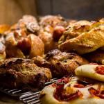 オパンのくるみとゴルゴンゾーラチーズのフランスパン(2016.11.20)