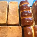 オパンの山型食パン、角型食パン(2017.04.16)