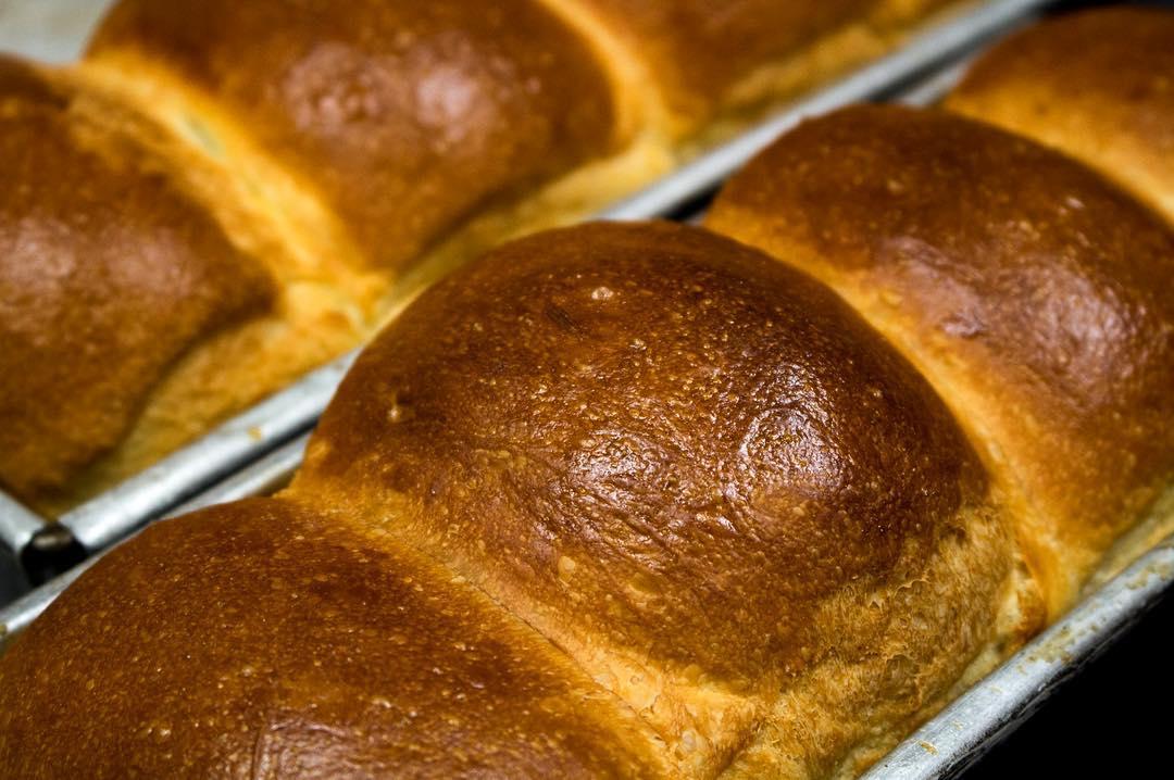 オパンの山型食パン、角型食パン(2017.06.04)