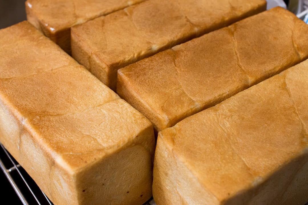 パンの山型食パン、角型食パン(2017.10.15)