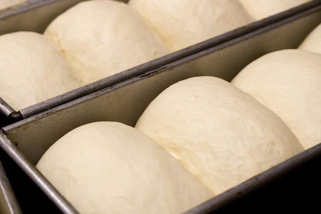 オパンの山型食パン、角型食パン(2018.03.12)