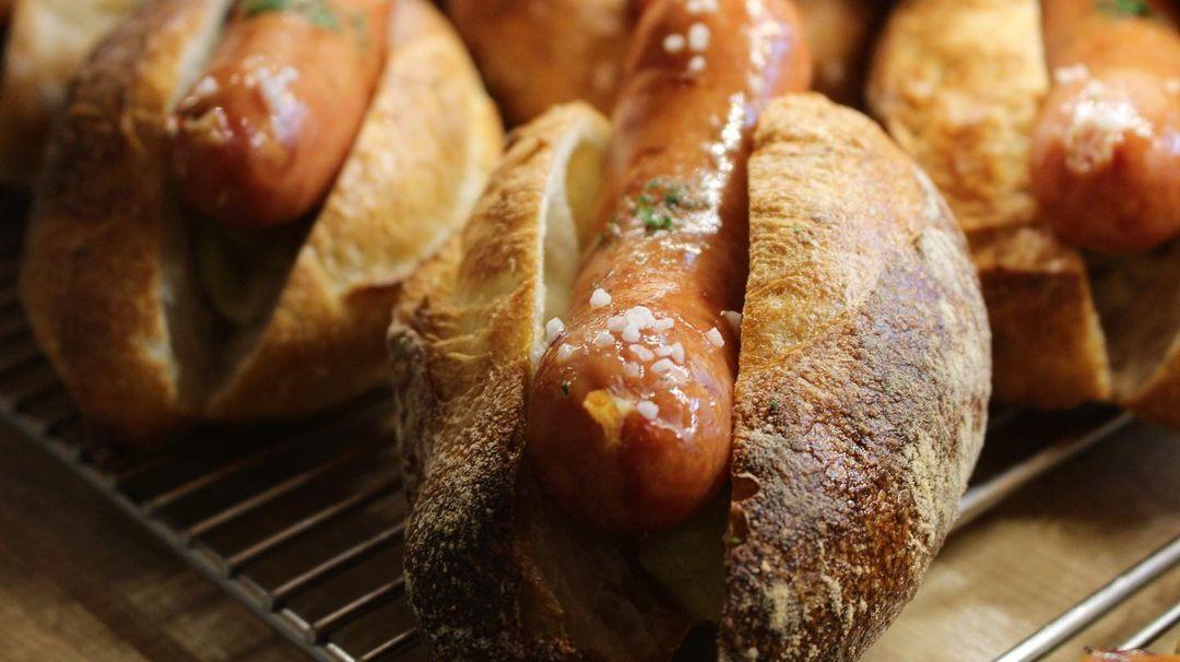 オパンドッグ、フランス類たくさん焼き上げていっております(2020.11.13)