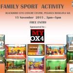 Family Sport Activity - November 2015 -min