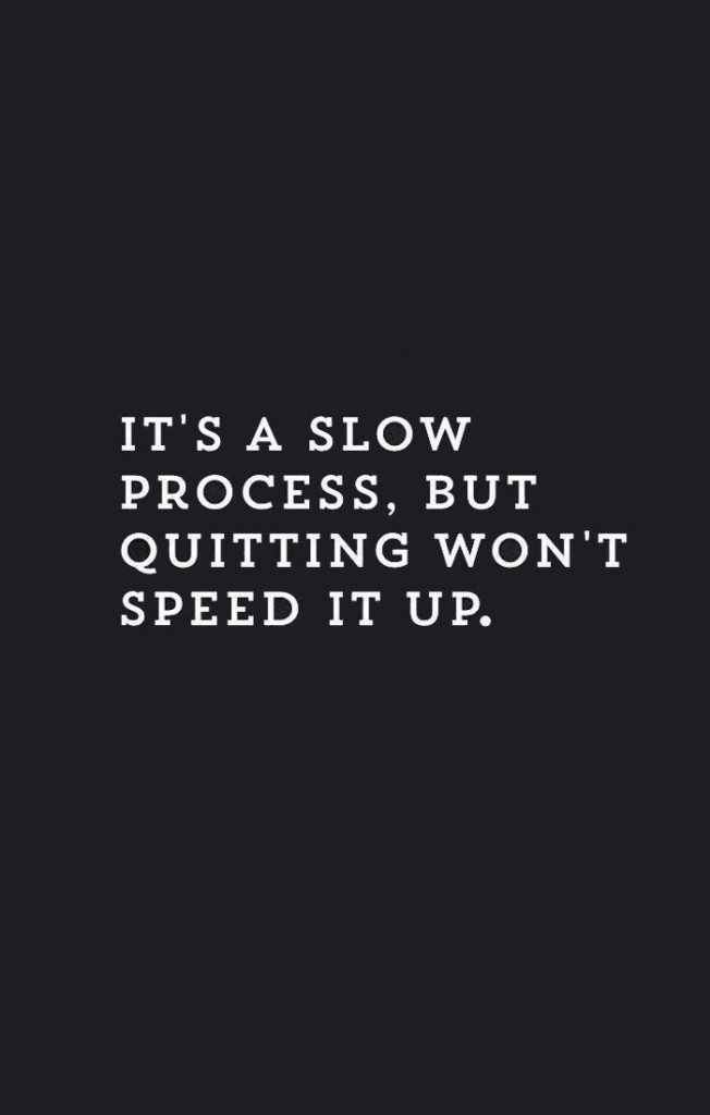 Motivation is a force that keeps us going. Fall down? Get up & keep going.