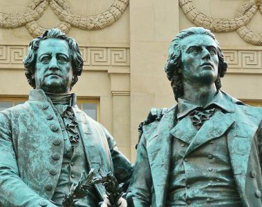 Citations de Goethe et Schiller