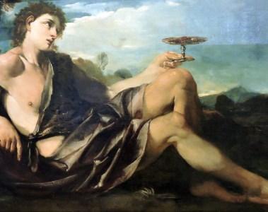 bacchus, fils de Jupiter