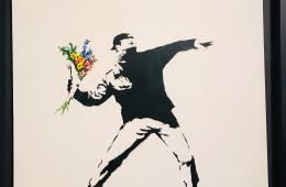 Le Street Art appliqué à Banksy