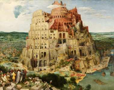 Décryptage la tour de Babel
