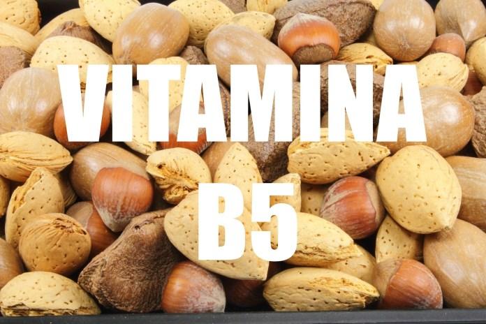 Vitamina-B5
