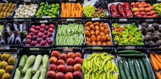 Alimentos coloridos
