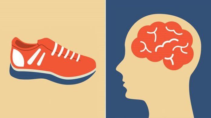 Atividade física + mente