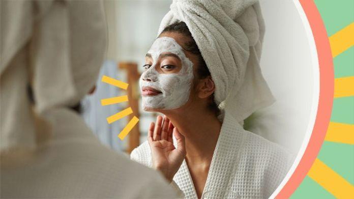 Cuidando da pele