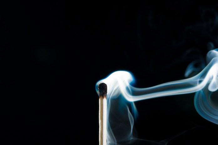 Fósforo queimado
