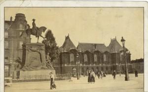 Feldpostkarte Erster Weltkrieg Lille