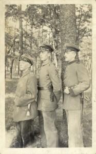 Feldpostkarte Erster Weltkrieg Erlangen