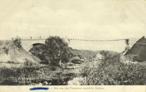 Feldpostkarte Erster Weltkrieg Thiaucourt