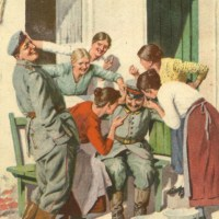 20.04.1917: Trommelfeuer
