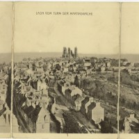30.12.1916: Panorama aus Laon