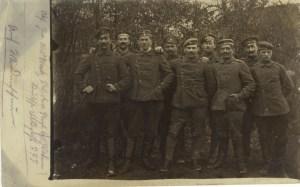 Feldpostkarte Erster Weltkrieg Alois Mack