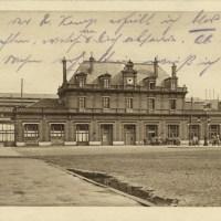 04.07.1917: Grüße ins Lazarett