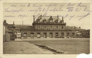 Feldpostkarte Erster Weltkrieg Douai