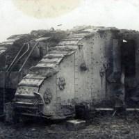 Heute vor 100 Jahren: Erster Einsatz von Panzern im WW1