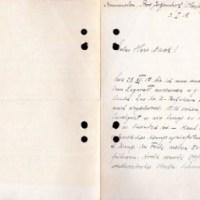 03.01.1918: Offiziere werden geschont