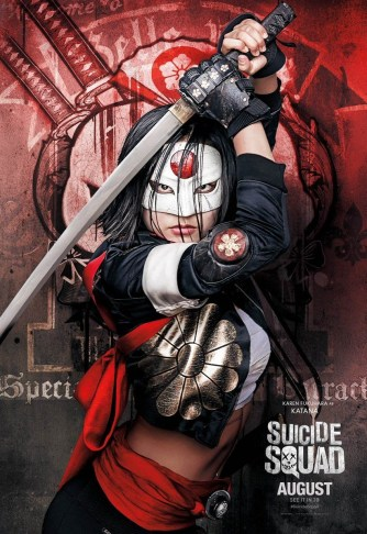 Katana-Suicide-Squad-Poster