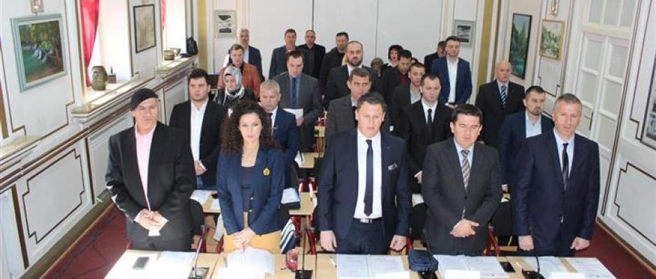 Održana konstituirajuća sjednica Općinskog vijeća Bosanska Krupa