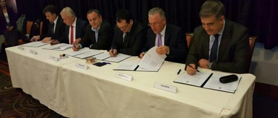 Načelnik Armin Halitović potpisao Pismo namjere i potvrdio spremnost Bosanske Krupe za učešće u MEG projektu