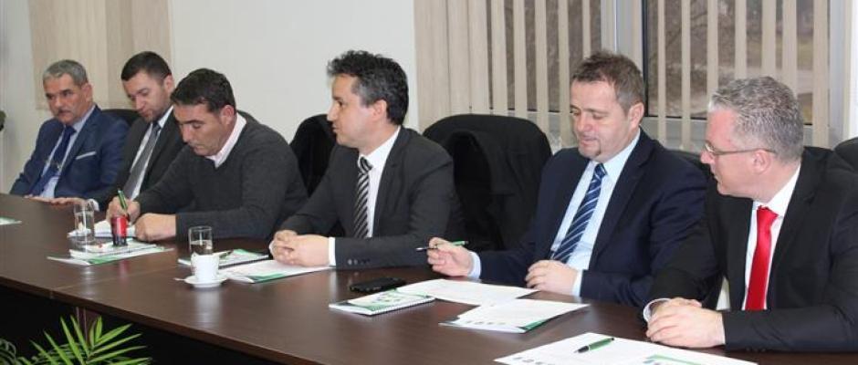 Bosanska Krupa, Cazin i Bužim formiraju zajednički centar za održivo upravljanje otpadom Meždre – Vlaški Do