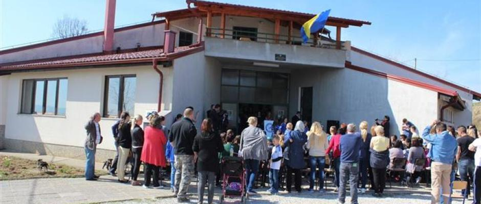 Područna škola Veliki Badić dobila centralno grijanje, danas svečano pušteno u rad