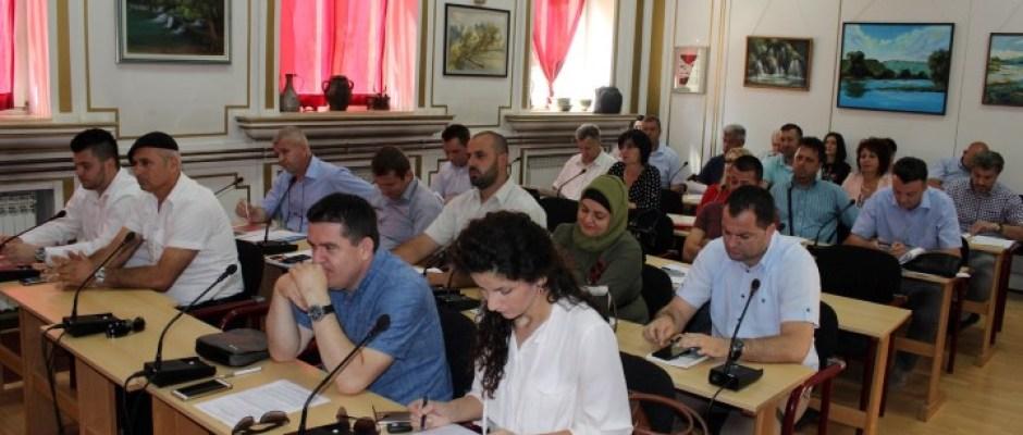10. redovna sjednica OV Bosanska Krupa: Izglasan prestanak mandata općinskom pravobraniocu Himzi Eziću