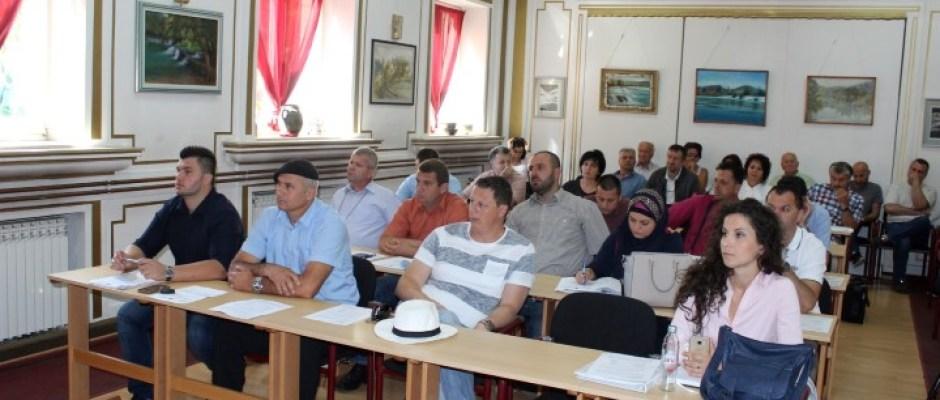 11. sjednica Općinskog vijeća: Poticaj za uzgoj malina u Bosanskoj Krupi ove godine 100.000 KM