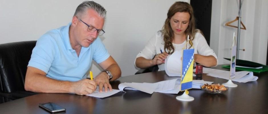 Završava se primarni vodovodni sistem za podgrmečka naselja u Bosanskoj Krupi