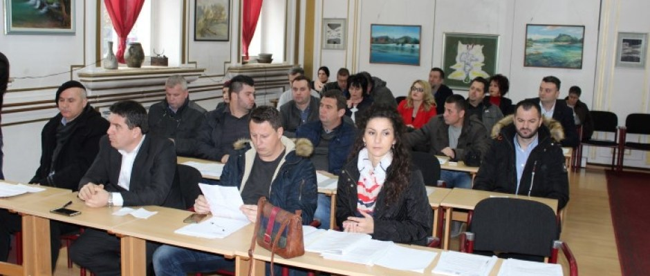 17. sjednica OV Bosanska Krupa: Usvojena odluka o privremenom finansiranju