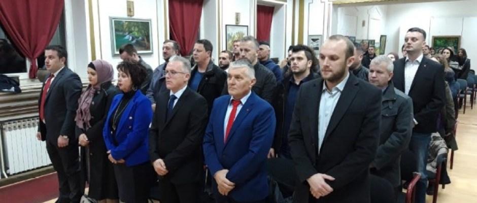Svečanom sjednicom OV i obilaskom spomen-obilježja i šehitluka Krupljani obilježili Dan državnosti BiH