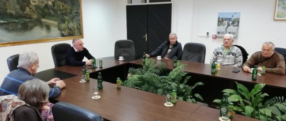 Božićni prijem za pravoslavne vjernike kod načelnika Armina Halitovića