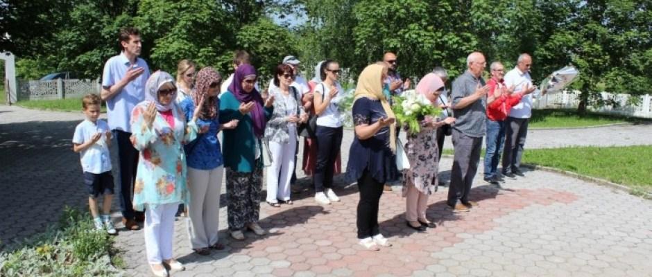 Obilježena 25. godišnjica pogibije komandanta Mirsada Crnkića i njegovog pratioca Nihada Bužimkića