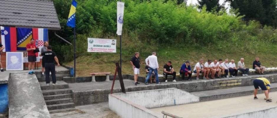 """Počeo 14. Memorijalni međunarodni turnir u boćanju """"Mirsad Crnkić"""""""
