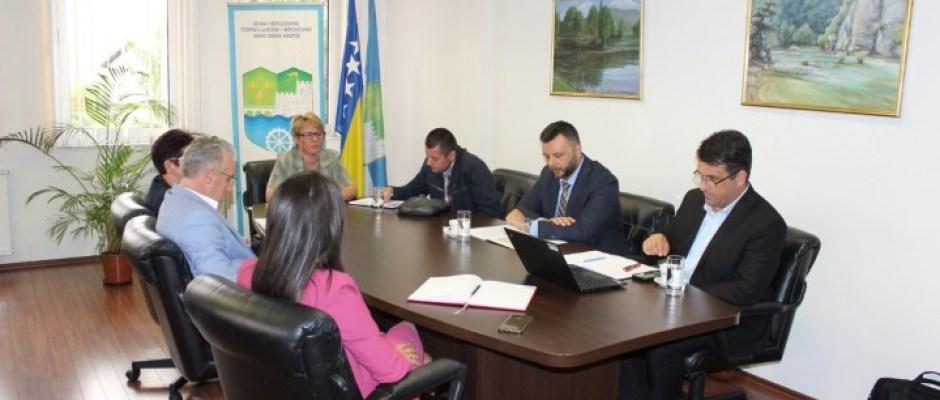 Završena I faza MEG projekta: U Bosanskoj Krupi izgrađena saobraćajnica, smanjeni gubici vode i podržan privatni sektor