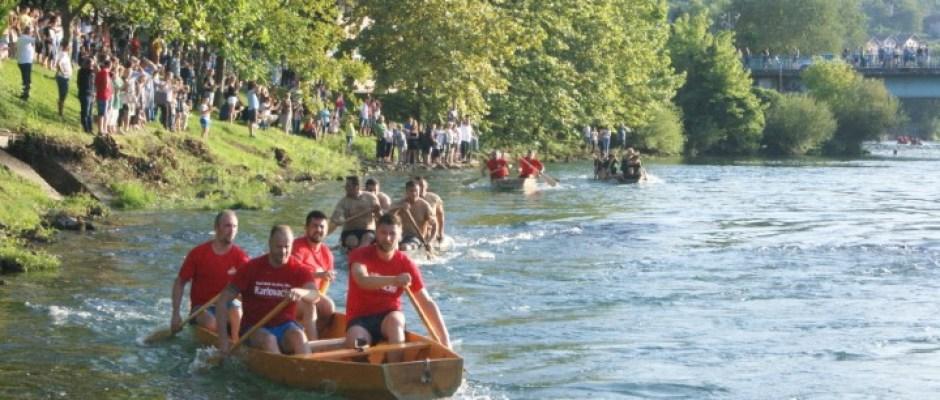 40. Unski lađari 8. augusta: Prijave takmičarskih ekipa do dana održavanja utrke