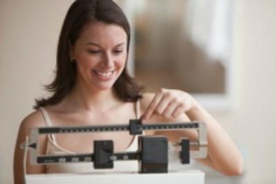 objetivo realista para bajar de peso