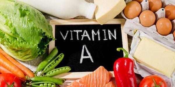 Beneficios de la vitamina A