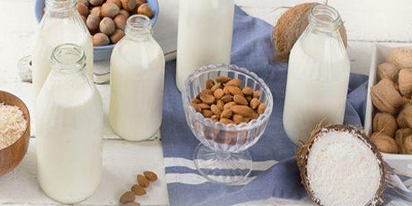 Las 4 mejores alternativas de leche vegetal