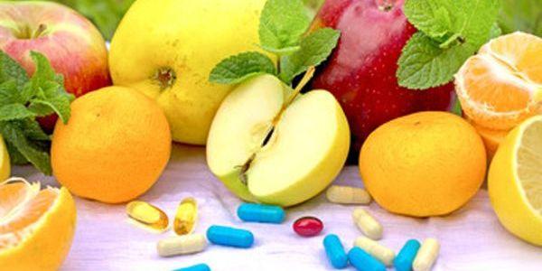 Alimentos y suplementos con alto contenido de antioxidantes