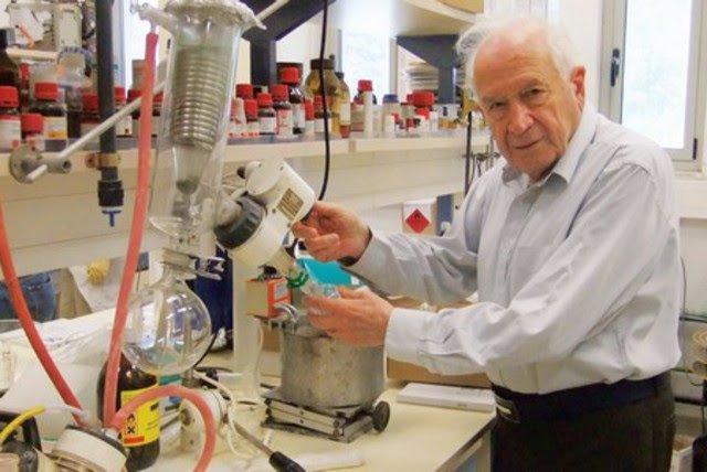 Pai da pesquisa da canábis planeja uma nova revolução quase 60 anos depois