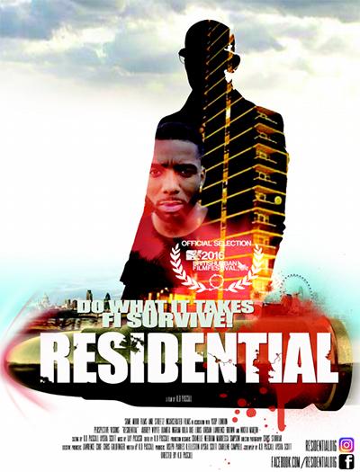 'Residential' to close 2016 British Urban Film Festival